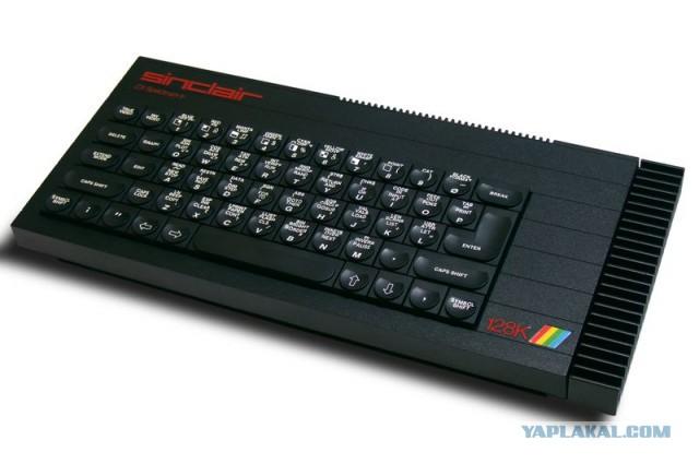 ZX Spectrum 128k своими руками