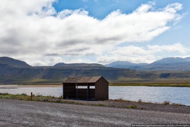 Исландия: дорожные наблюдения
