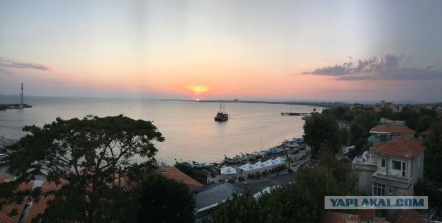Поморие. Болгария. Отпуск в сентябре 2018