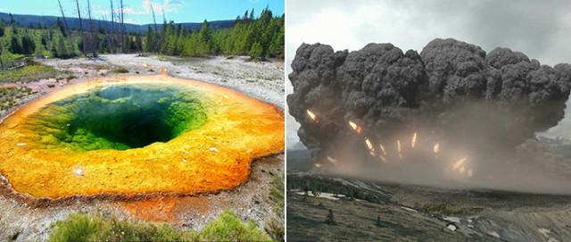 Конец света? Переживет ли планета извержение американского супервулкана Йеллоустоун