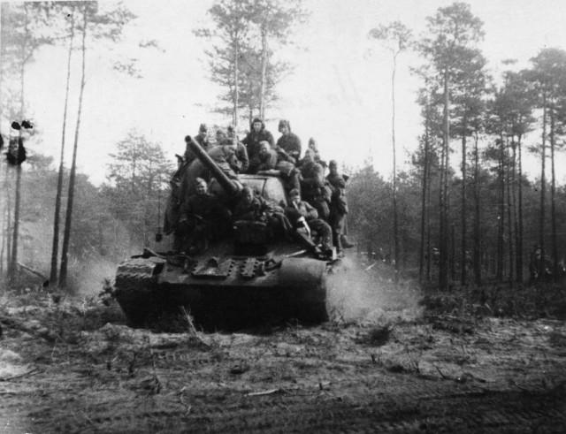 Фотографии Второй Мировой войны.