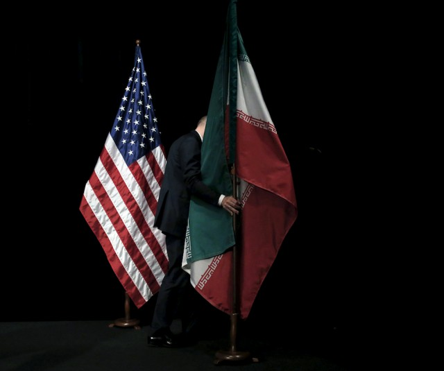 Иран закрыл воздушное пространство для авиации США