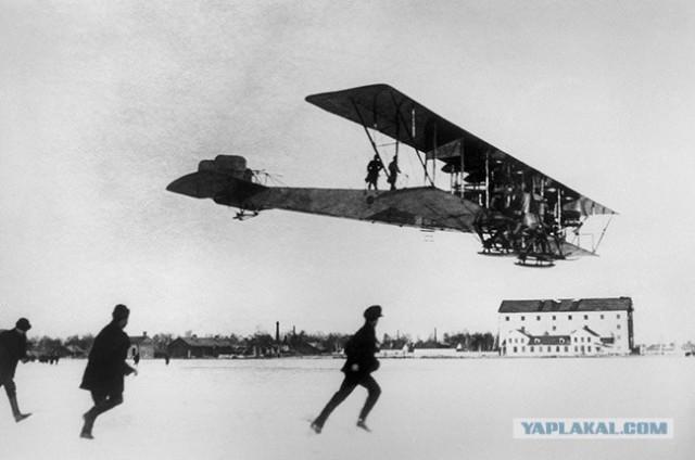 100 лет российской авиации в фото
