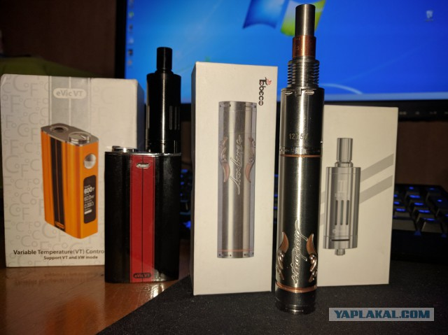 Продам Электронные сигареты - г. Новосибирск