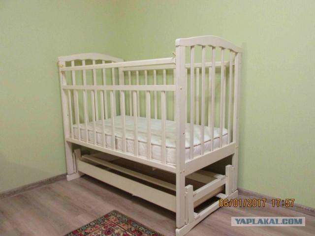 Кровать детская Золушка-6