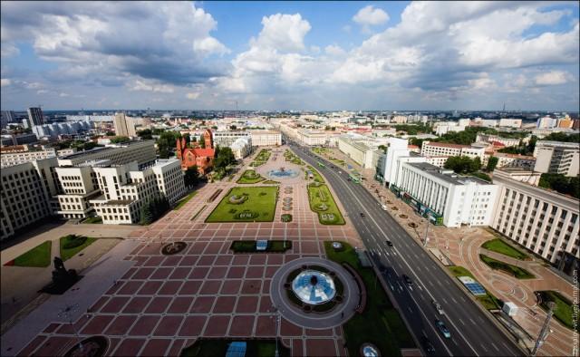 Запретный Минск (фотоотчёт)