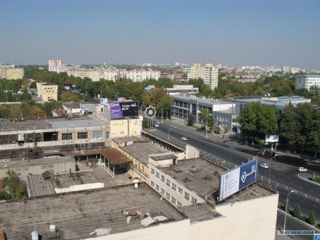 Поездка в Ташкент (Узбекистан)