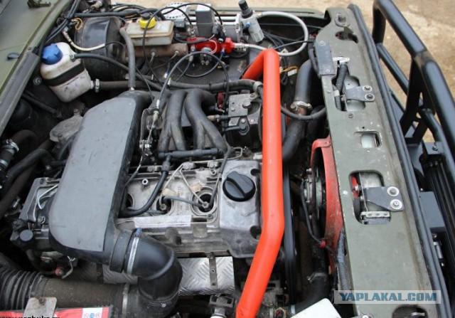 Дизельный двигатель на уаз своими рук 99