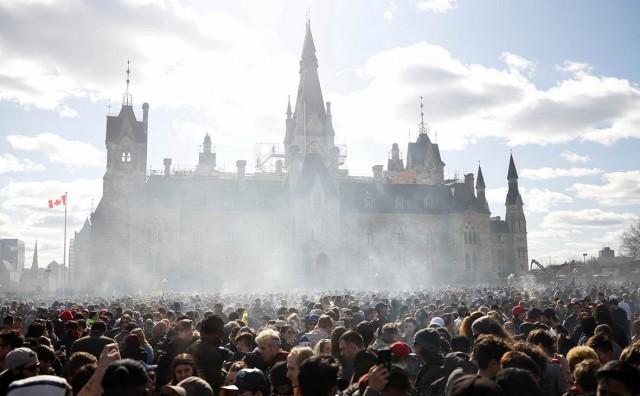МИД России назвал легализацию каннабиса в Канаде грубым нарушением права