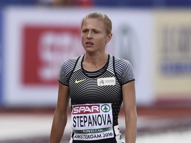 Информатор ВАДА Степанова не выполнила нормативы для участия в ЧЕ в Белграде