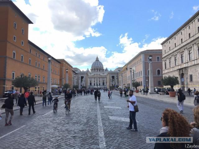 Бюджетно по Италии. Октябрь 2017