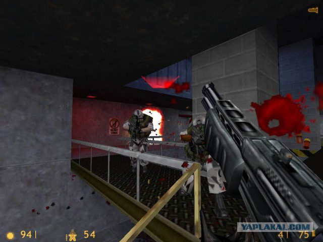 Half-Life получила патч спустя 19 лет после релиза