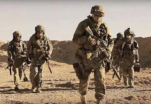 Российский спецназ примет участие в ликвидации группировки ИГ на плато Ас-Сафа