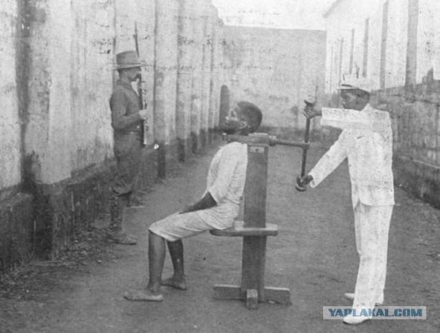 Топ жестоких казней в истории человечества.