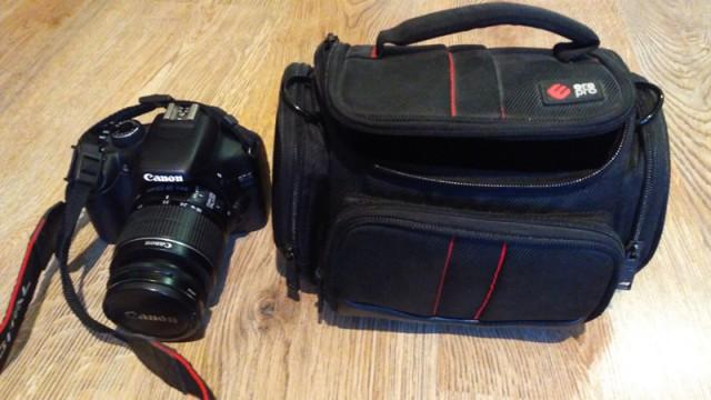 Продаю фотоаппарат Canon 550D