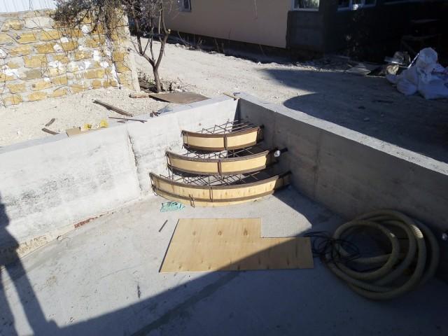 Строительство и эксплуатация бассейна