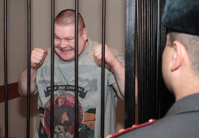 Вячеслав Дацик заставил сокамерников бросить курить и начать тренироваться