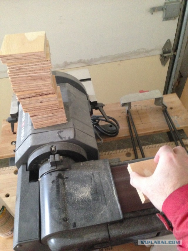Строим верстак по мотивам Рона Полка (часть 3)