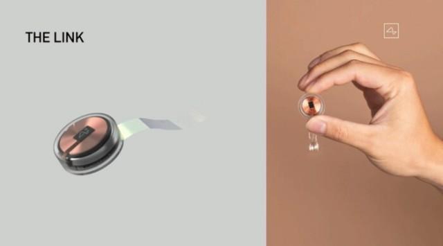 Илон Маск показал обновлённый нейроинтерфейс Neuralink — беспроводной чип Link в форме монеты