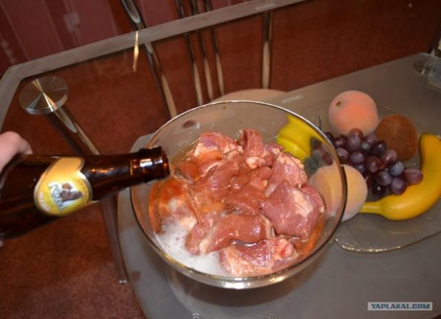 Рецепты замачивания свинины на шашлык