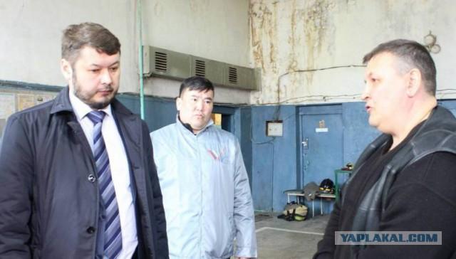 Пожарные прекратили голодовку. Начальник ГБУ отстранен от должности