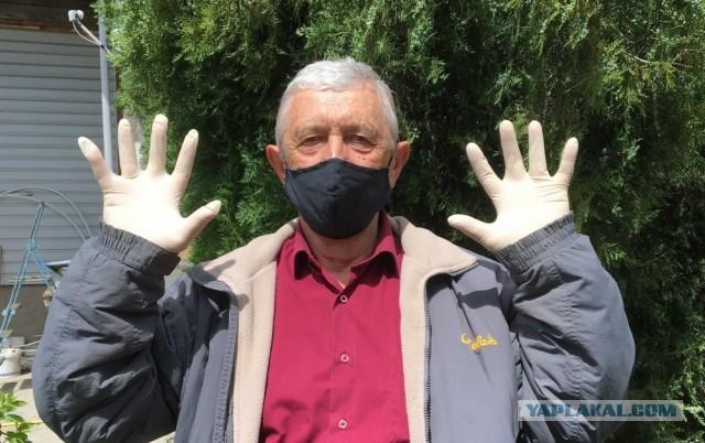 «Выходит, это не защита, а рассадник заражения?»: чем аукнулись волгоградцу полдня в маске и перчатках