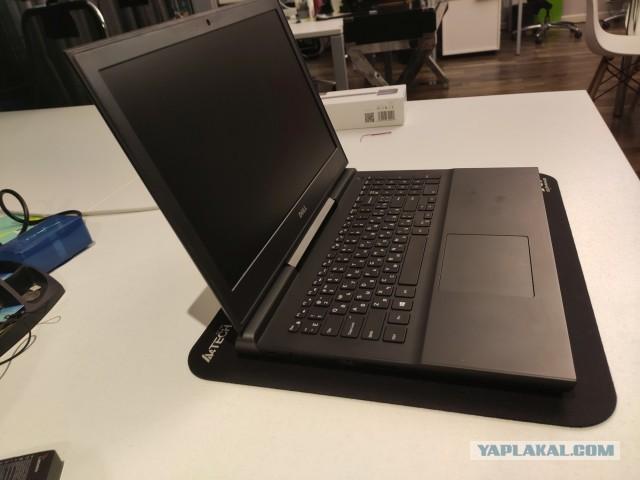 Ноутбук Dell Inspiron 7567 + фирменный рюкзак