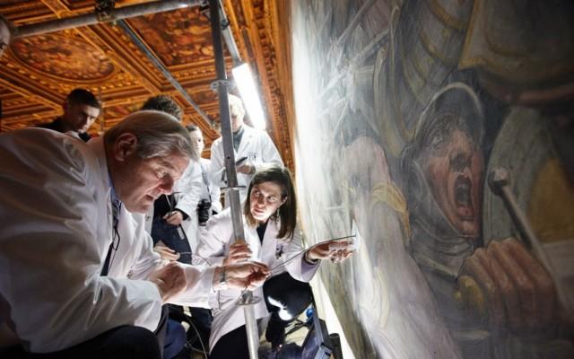 Потерянный шедевр Леонардо да Винчи