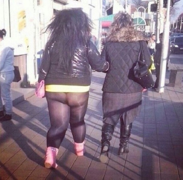 Убийственная уличная мода: 22 модника, которым чуждо чувство стыда
