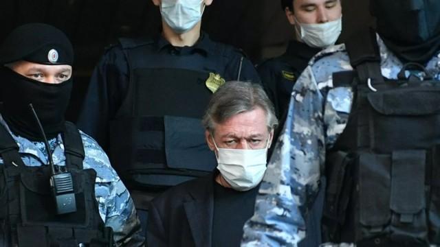 Прокурор попросил для Ефремова 11 лет колонии