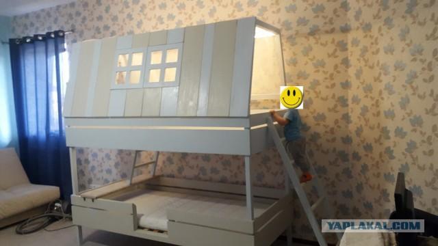 Как я делал кроватку