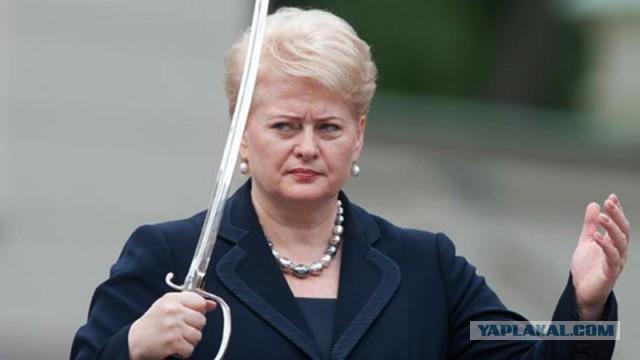 Литва наложила санкции на Монголию.