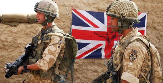Спецслужбы Франции подтверждают уничтожение Британских военнослужащих в Восточной Гуте, оставшиеся в живых взяты в плен