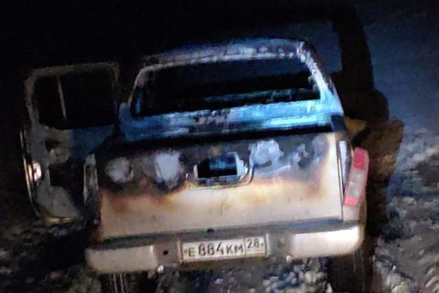 В сгоревшей машине погиб бизнесмен Калашников, которому угрожали