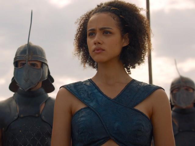 В сеть утекли обнаженные снимки актрисы из «Игры престолов» 18+