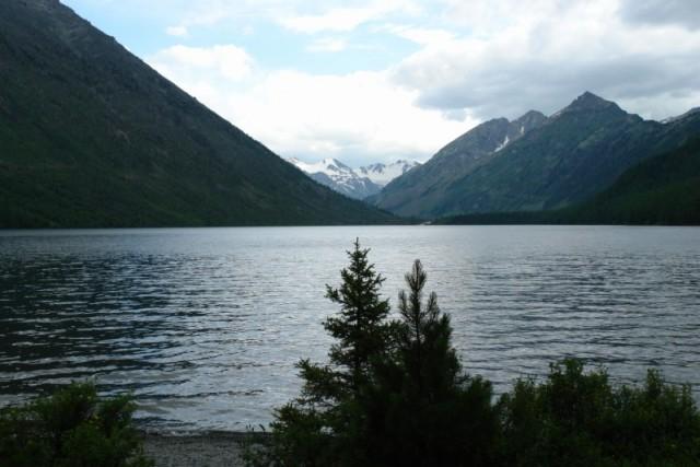 Прогулка по Алтаю