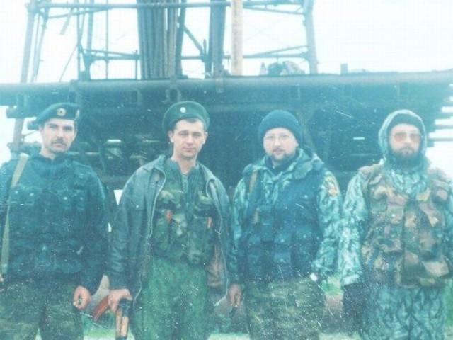 Фото из командировок в Чечню