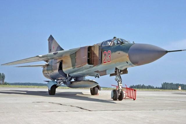 В Хабаровском крае нашли следы разбившегося 33 года назад МиГ-23