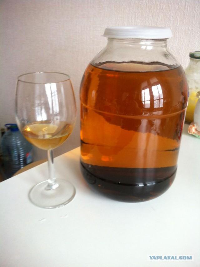 Как сделать вино из яблок в 57