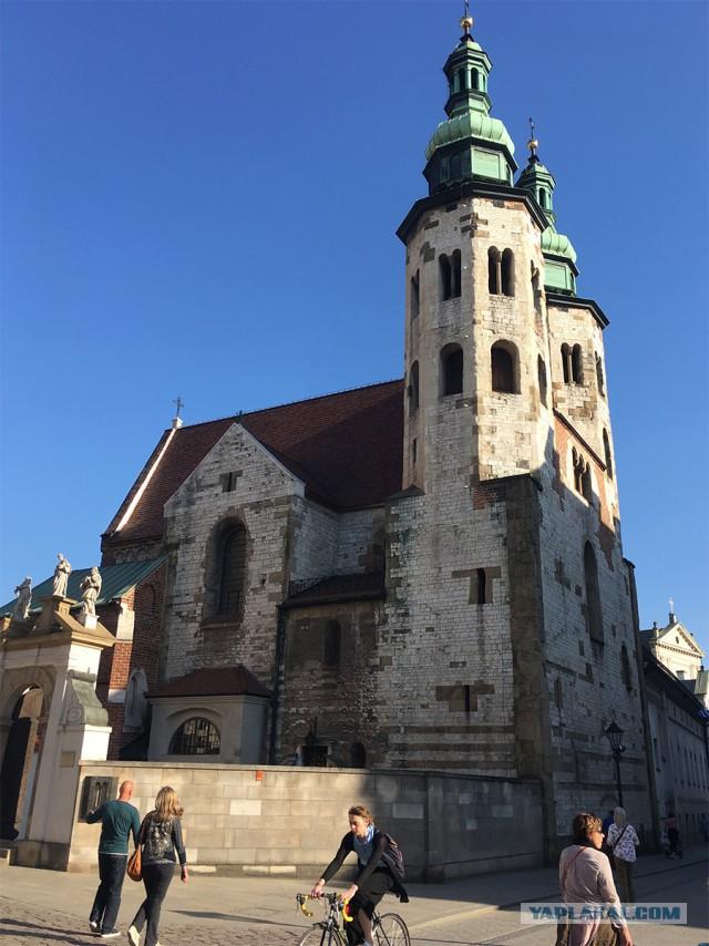 Польша - от юга до севера