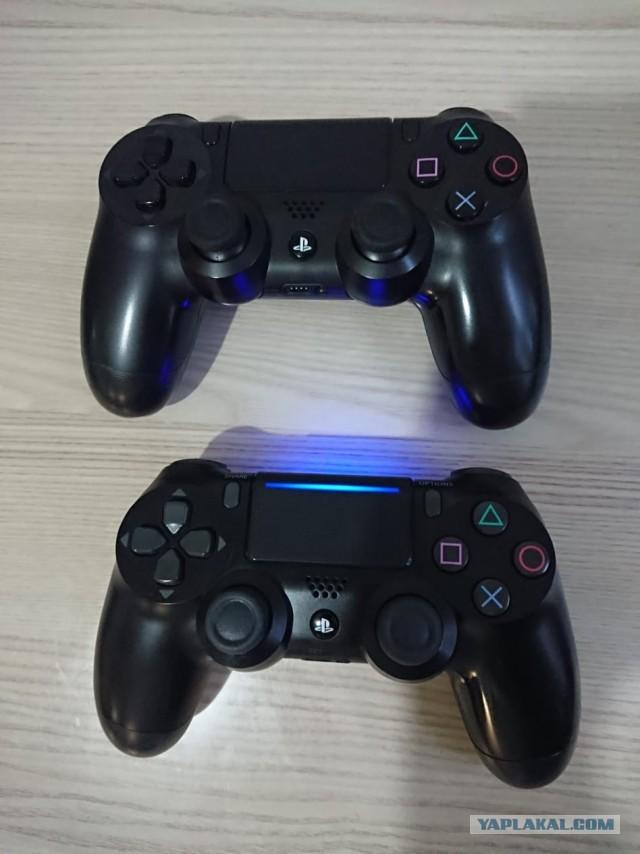 PS4 pro 1tb комплект или по частям.