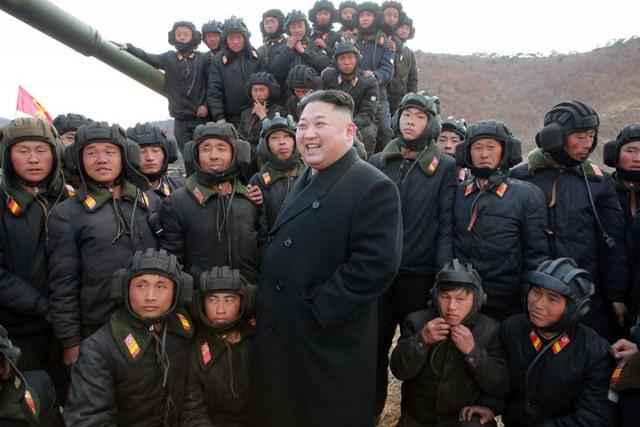 """Стальной Кулак"" Ким Чен Ына: какими танками вооружена армия КНДР?"