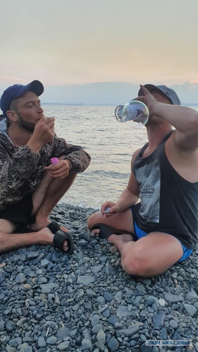 Две недели на острове