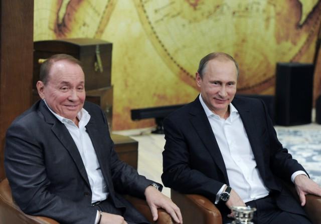 Путин наградил Маслякова орденом «За заслуги перед Отечеством»в его 75 лет