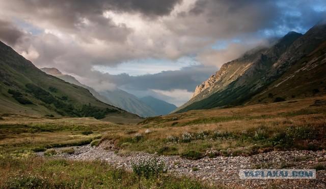Поход в долину Семиозерье