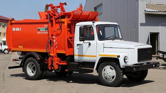 Россия подарит Сьерра-Леоне 50 мусоровозов стоимостью 119 млн рублей