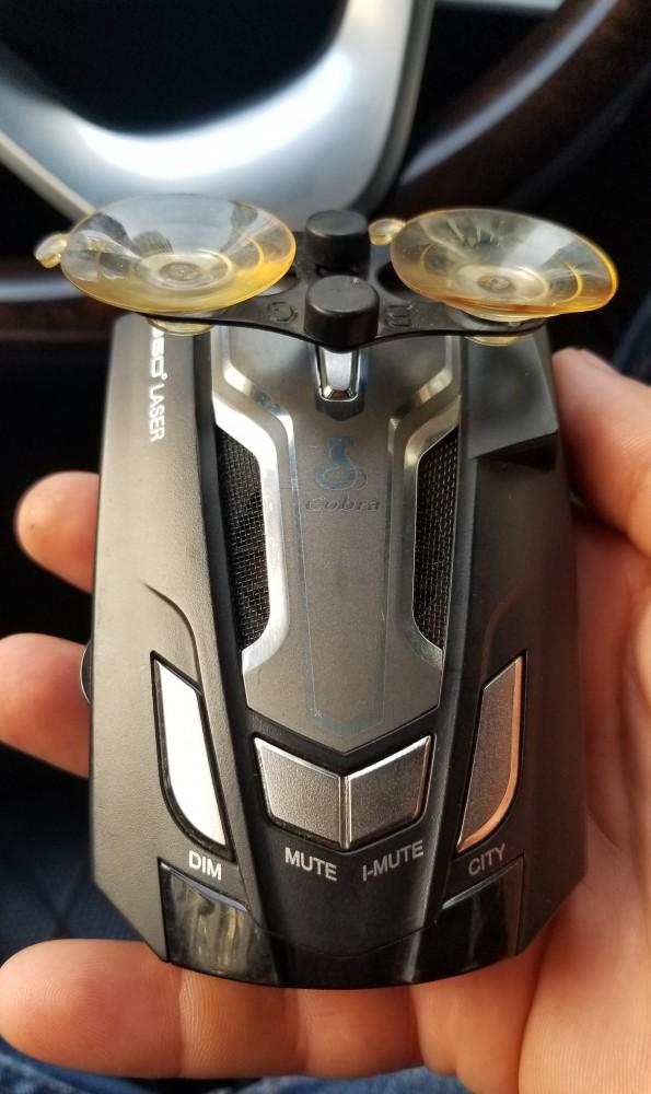 Радардетектор Cobra 945ST поменяю на пиво. Москва, площадь Ильича
