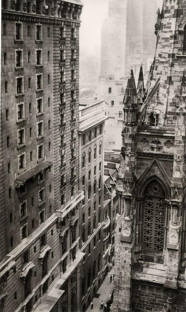 Трагедия на Пятом авеню. Нью–Йорк, 1938 год