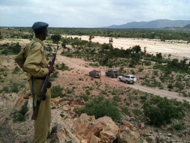 Жизнь в Сомали глазами репортера
