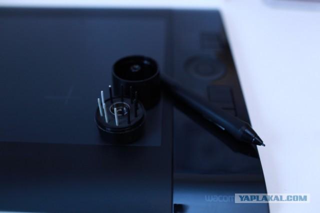 Продам планшет Wacom Intuos4 L (Москва)